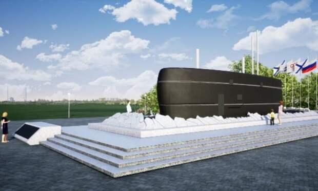 ВСеверодвинске началась подготовка кустановке рубки самой быстрой подводной лодки вмире