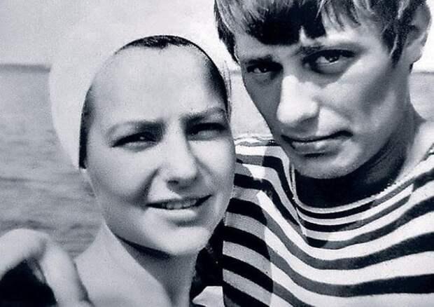 Елена Мольченко и Анатолий Лобоцкий | Фото: 7days.ru