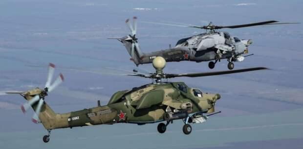 NI признал превосходство российского вертолета Ми-28НМ над американским Apache