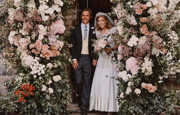 5 самых скандальных королевских свадеб последних лет: Бабушкины наряды, нетрадиционная любовь и др