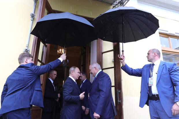 «Наш» человек в Белоруссии