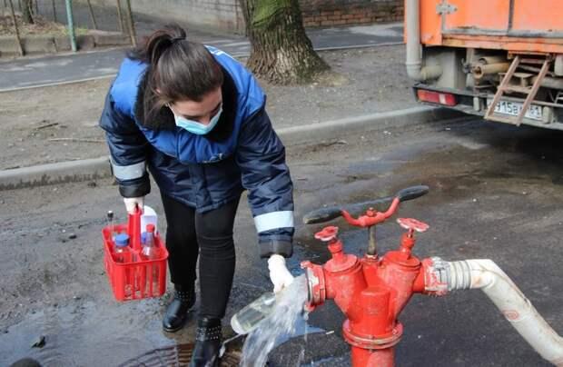 Новости вторника вРостове о мутной воде, плесени и дорожниках