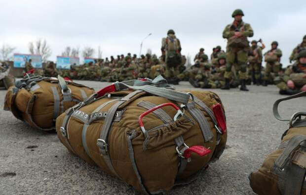 Около 5 тыс. десантников подняли по тревоге в рамках проверки на юге России
