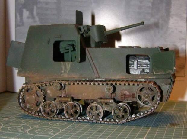 Идея появилась еще до войны. |Фото: topwar.ru.