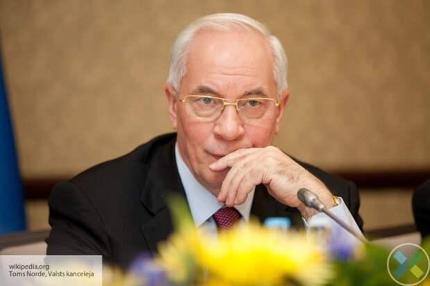 Азаров призвал предоставить Донбассу «широчайшую автономию»