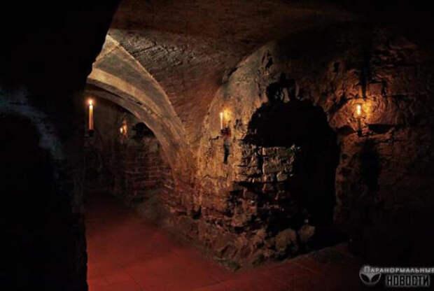 Мистика Крустпилсского замка