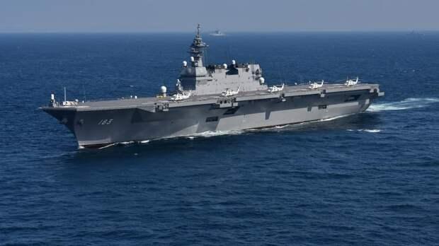 Возвращение журавлей: получит ли японский флот полноценные авианосцы?