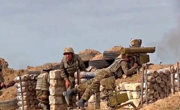 Армяно-азербайджанская война ставит Россию перед трудным выбором