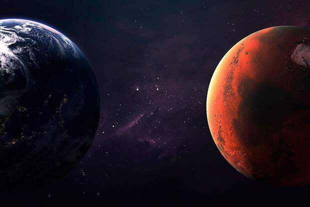 В августе 2020 года Марс опасно сблизится с Землей.