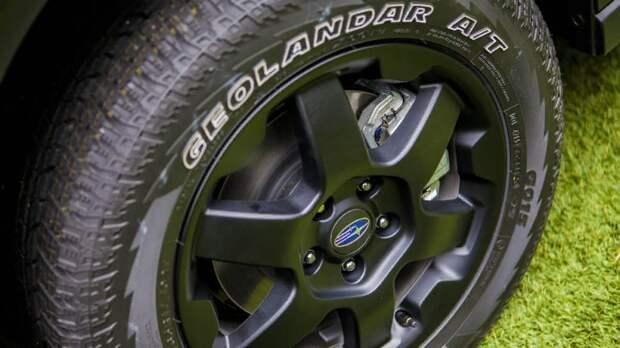 2022 Subaru Outback Wilderness буквально поднимает универсал на новые высоты!
