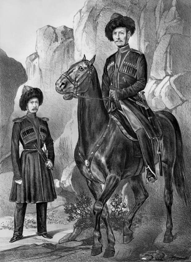 3 мифа о казаках и казачьем оружии