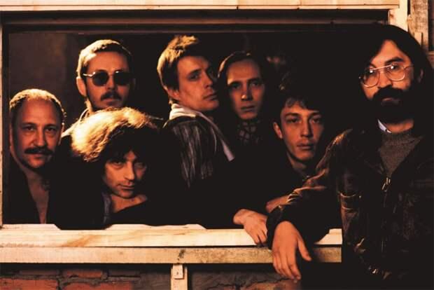 Самые популярные группы русского рока конца 80-х - начала 90-х.