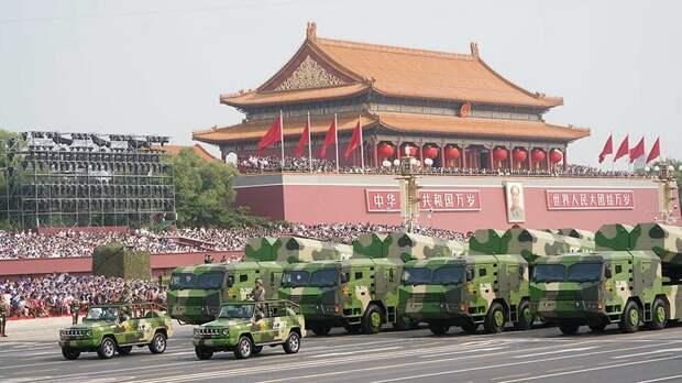 Нацразведка США сочла Китай опаснее России
