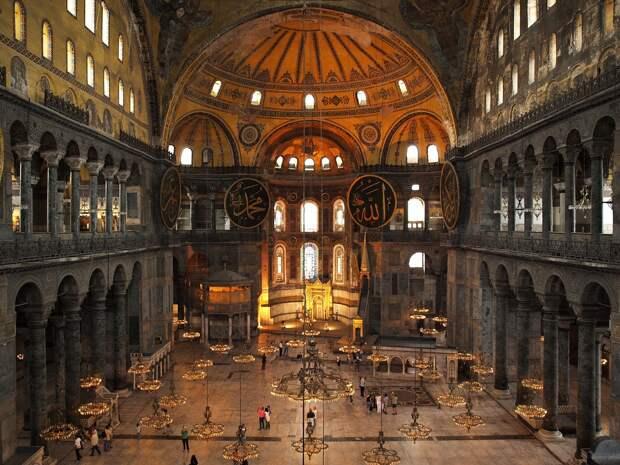 Эрдоган назвал дату начала богослужений в соборе Святой Софии