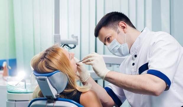 Каждый третий россиянин ни разу не был на профилактике у стоматолога