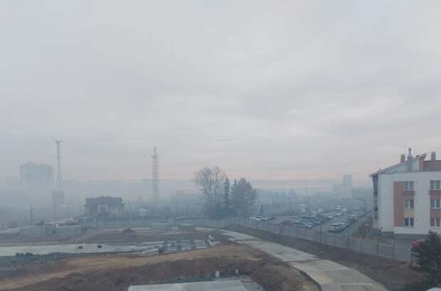 В воздухе Екатеринбурга выявили превышение ПДК вредных веществ