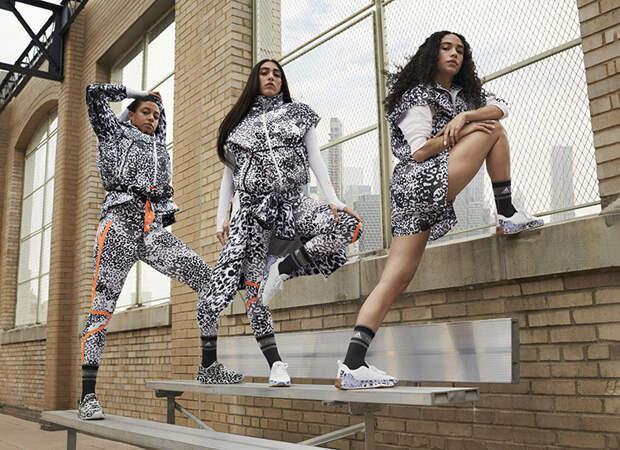 Дочь Мадонны выступила соавтором новой рекламной кампании adidas by Stella McCartney