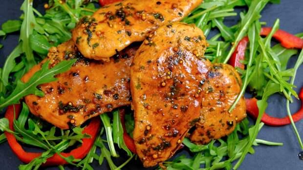 Куриное филе в пергаменте на сковороде - самый необычный способ приготовить куриное филе