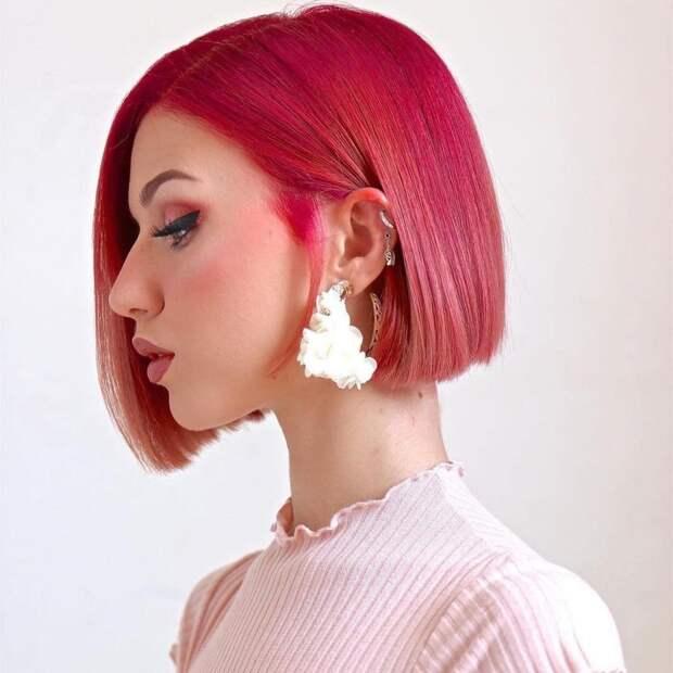 Будь самой стильной в новом сезоне! Модный цвет волос лета 2021