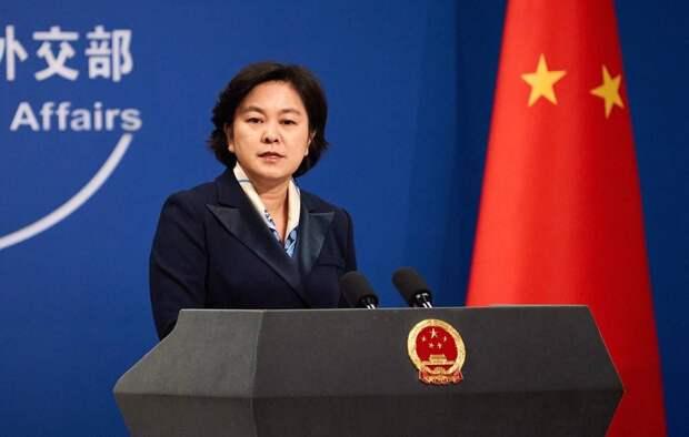 МИД Китая: коронавирус в Ухань завезли американские военные