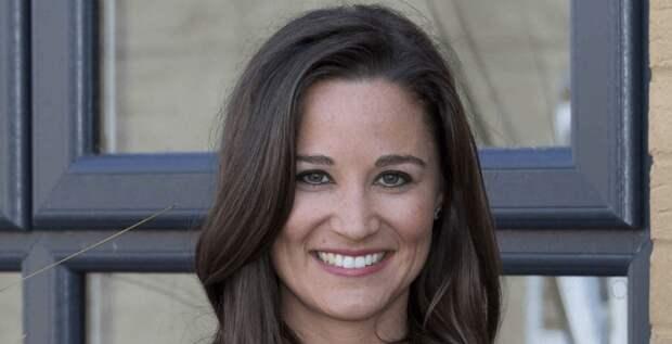 Сестра Кейт Миддлтон стала матерью во второй раз