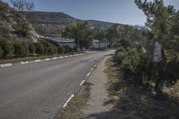 Названы самые опасные дороги в Севастополе