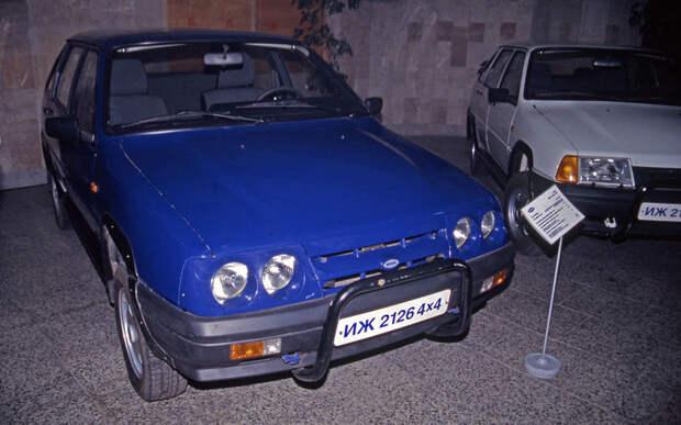 Полноприводные Волги, Москвичи и Лады: 10 советских quattro