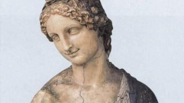 Ученые доказали непричастность Леонардо да Винчи к созданию бюста Флоры