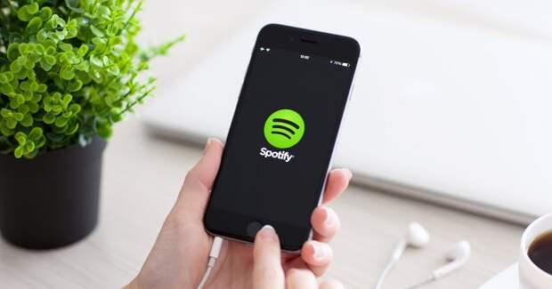 Рекламная выручка Spotify выросла более чем на четверть в конце 2020 года