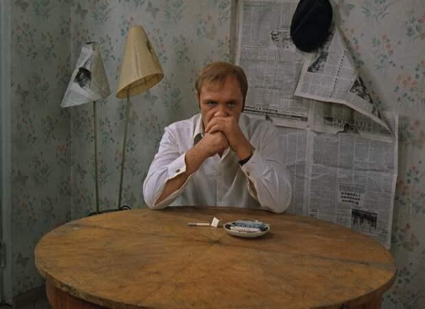 Комедию или трагедию показал нам великий режиссёр Георгий Данелия в фильме «Афоня»