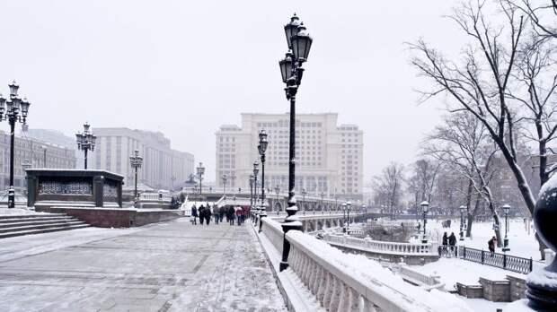 Росгидрометцентр рассказал какую зиму стоит ожидать россиянам