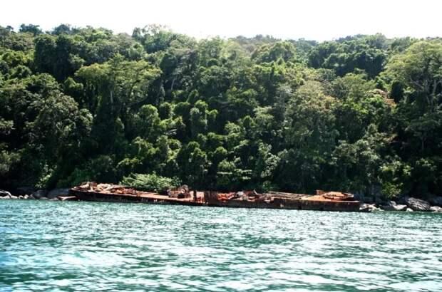 Мадагаскар остров Мангабе