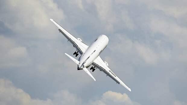 Самолеты SSJ 100 могут переехать из Ирландии в Словению