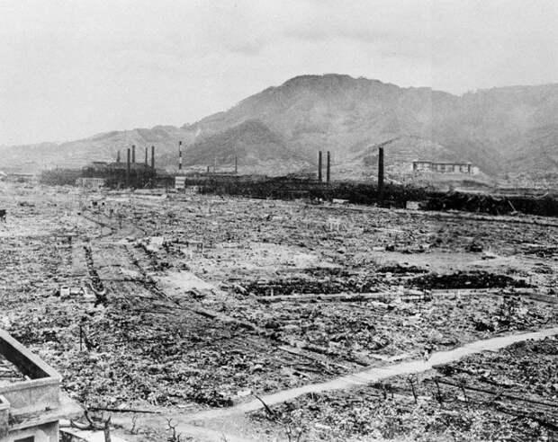 Хиросима и Нагасаки после бомбардировки на архивных фото. 75 лет