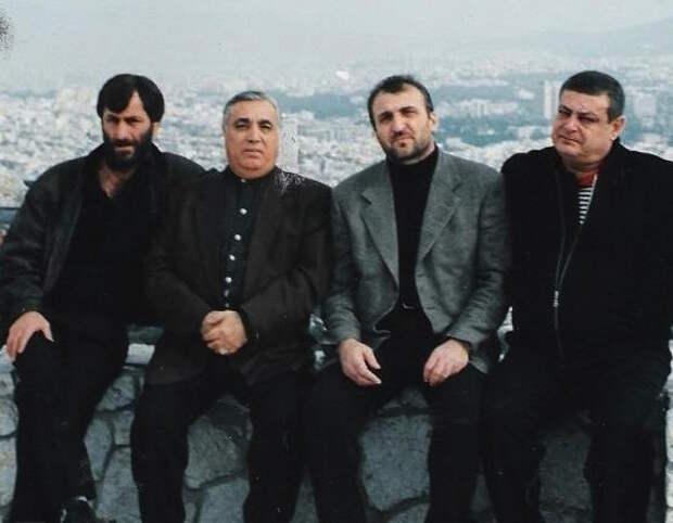 Курдский клан: от Деда Хасана до Шакро Молодого