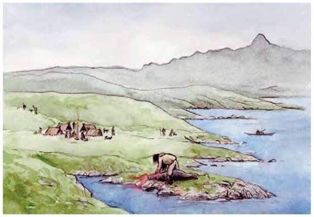 Штурмуя Высокие Широты. Первые люди в Гренландии