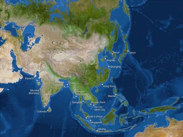 Что будет с Землей, если на ней растает весь лед