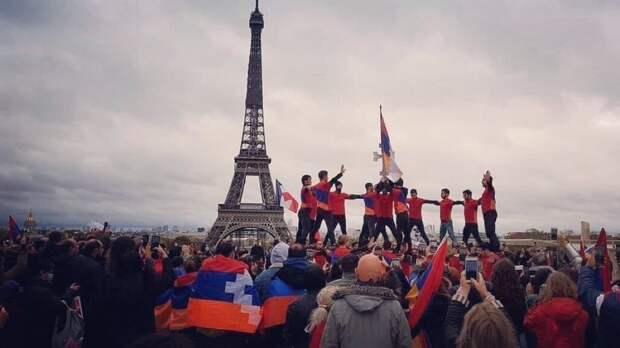 Сенат Франции рассмотрит вопрос признания Карабаха