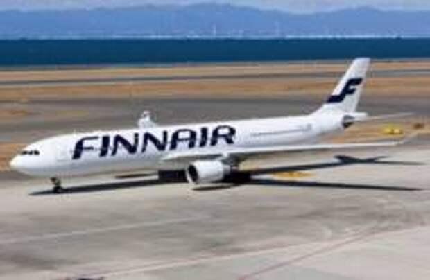 Finnair отменила рейсы в Петербург и Москву