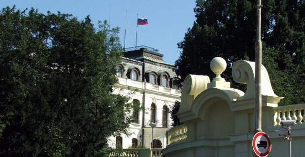 Часть Праги останется под российской «оккупацией»