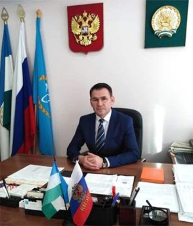 На фото: Фанис Гильванов, глава администрации Городского округа Город Агидель