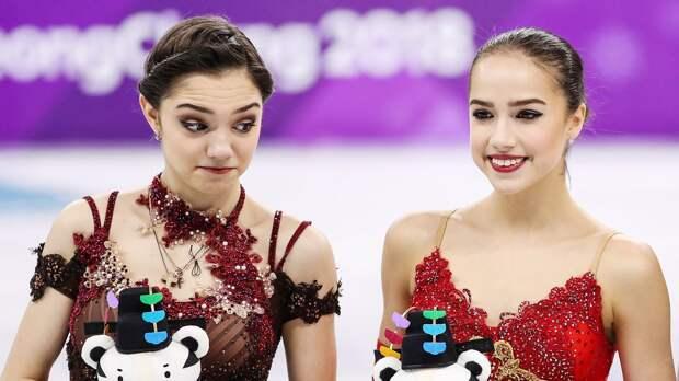 «Не срослось. Надо жить дружнее». Загитовой и Медведевой предлагали вместе вести «Ледниковый период»