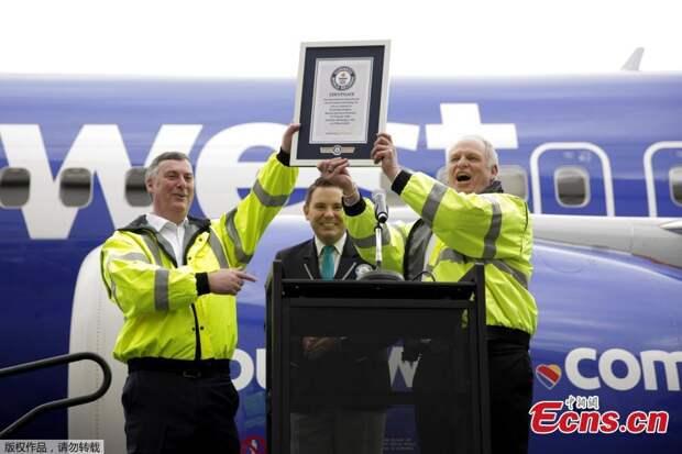 Американцы собрали десятитысячный Boeing 737