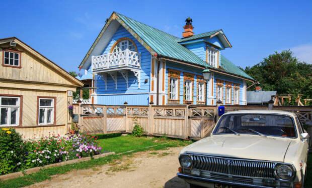 Как в СССР у городских жителей появились дачи