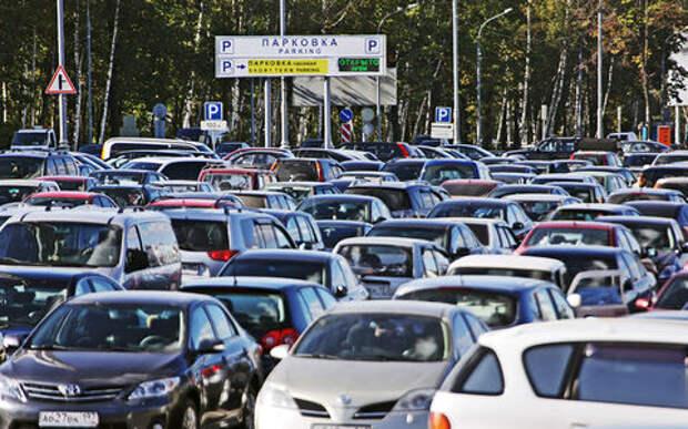 Рейтинг самых дорогих парковок России. Выиграла не Москва!