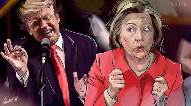 Трамп воспользовался тактикой Ленина для свержения главного врага США