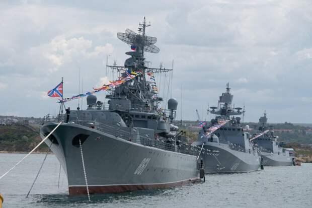 Севастопольские заводы войдут в одно судостроительное объединение