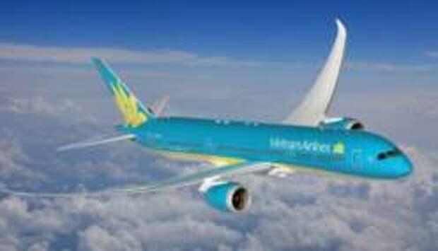 Vietnam Airlines отмечает 15-летний юбилей со дня первого регулярного рейса в Московский аэропорт