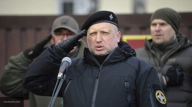 «Это получая капитуляция»: Турчинов заявил о победе России на над Украиной