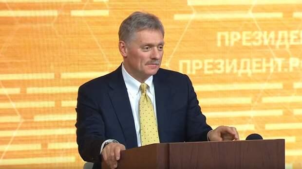 Песков назвал хорошим самочувствие Путина после прививки от коронавируса